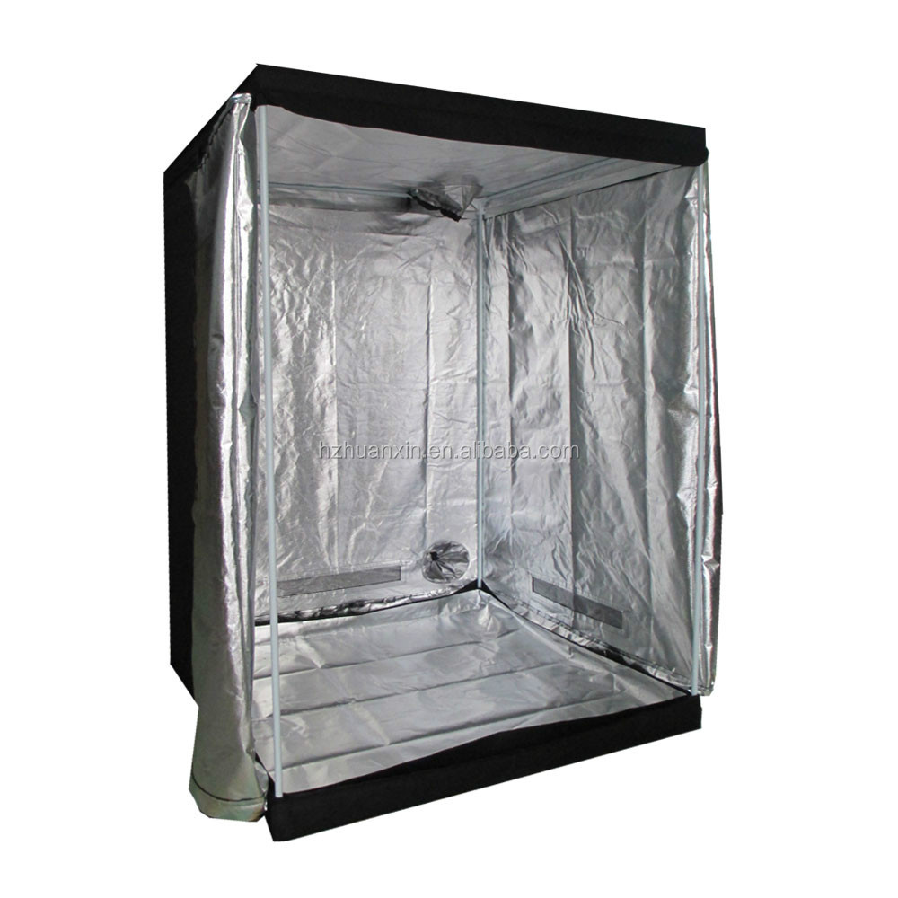 how to make a cheap grow tent