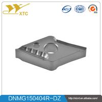 Professional silver rhombic high hardness cnc insert blade