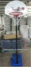 Soporte ajustable del baloncesto