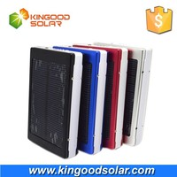 2015 newest alibaba china portable 30000mah solar power bank charger for mobile phones