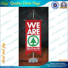 Quality telescopic table flag pole (*NF09M05008)