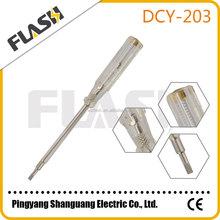 Hot Sales High Quality Custom Design Screwdriver Tester Pen Electrical Test Pen