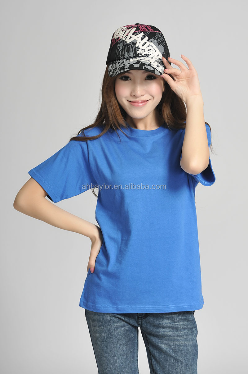Top quality cotton custom t shirt buy custom t shirt for Best custom t shirt