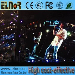 Entertainment stage background indoor P10 led display module