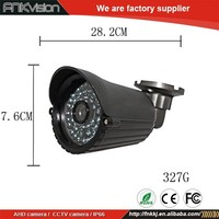 "High wholesale 1/4"" megapixel digital hotel cctv camera,metal case camera,waterproof camera security systems"