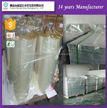 PVC Colorful Shrink Roll For Outpackage With Different Thickness/Color