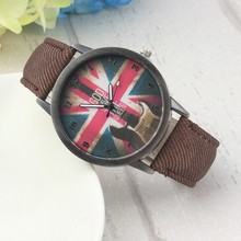 Promotional gift watch/ Christmas men youth sport best outdoor watches/ leather women watch