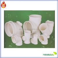 UPVC/UVC/PVC pipe fittings price