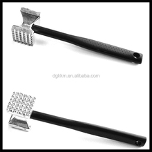2015 Two Sides Meat Hammer Mallet Tenderizer Beef Pork Chicken Steak Beater for cooking