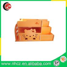 Yellow Hello Kitty Jewelry Box/Wooden Box/Storage Box