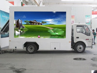 Truck 3G controller wireless LED programmable signs and indoor/outdoor display systems