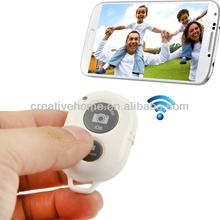 Bluetooth 3.0 Remote Shutter for iPhone 5 & 5C & 5S / iPad 3 / iPad 2 / iPad mini / iPad mini with Retina Display / Samsung Gala