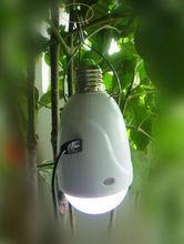 solar led bulb lamp