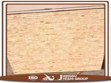 1220*2440*18mm plain/veneer/melamine block board E0 E1 E2 glue CE CARB FSC certification for furniture and decoration