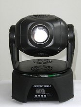 70w rotation led moving head projection light