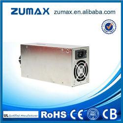 ZUMAX 700 Active PFC 700W 2U Industrial DIN Rail switch power supply
