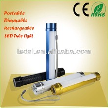 Made in China cheap good quality rechargeable led tube