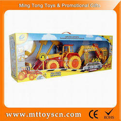 advertise plastic Friction Car toy open door toy car