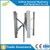 Low noise 500W 1KW 2KW 3KW 5KW 24V vertical axis wind turbine generator home electricity generation