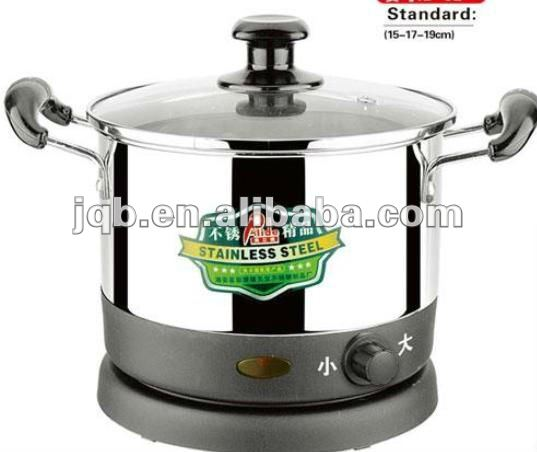 Electric Stock Pot ~ Cm stainless steel electric stockpot cooking pot buy