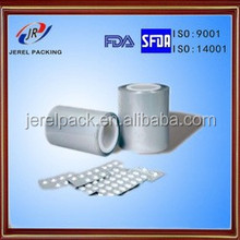 Roll Type Capsule and Tablets Packaging Cold Form Alu Alu Foil for Medicine Packaging