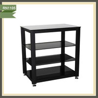 lcd glass led furniture flat screen tv wholesale tv stand