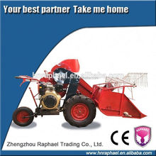 Hot selling low price price of rice combine harvester cutting width 100cm