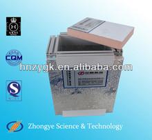 de la pu de la espuma fenólica conducto de aire acondicionado del panel para el sistema de climatización