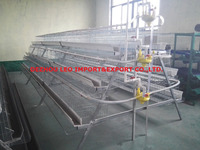 High quality chicken layer cage for laying hens