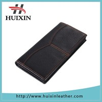 Trading wallet factory European American style synthetic leather wallets