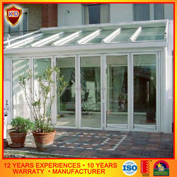 Customized Outdoor Glass sun room