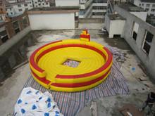 Touro inflável, Mecânico touro jogo para adulto