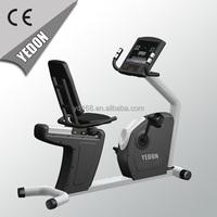 Yedon Sport / Leisure Equipment YD-6902 Recumbent Exercise Bike With Hand pulse