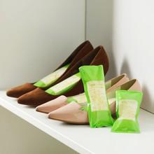 La muestra libre naturaleza hogar química humedad absorbente zapatero desodorante
