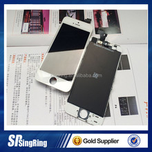 For Apple iPhone 5s mobile phone unlocked original lcd for iphone 5s