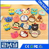 Best Quality Silicone Keychains Cheap Fancy Custom Design Silicone Key Cover