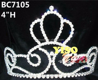 lovely gift crystal doll tiara and crown