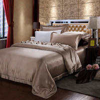 100% handmade mulberry silk quilts with silk duvet cover for sale(AUS double size)