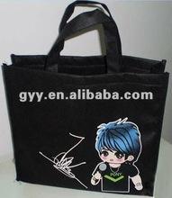 Eco friendly Recyclable Shopping Non woven bag 2012