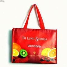 Top quality die cutting non-woven shopping bag