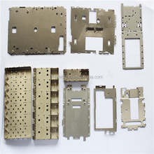 High precision hardware component/shielding case for cell phone,stamping screening case