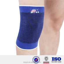 Blue Elasticated Knitting Volleyball Knee pads Knee pads China Knee Support