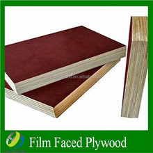 15mm red recycled combi core film faced plywood china shouguang hualin