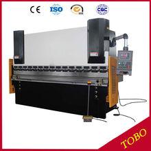 Máquina plegadora manual, freno de la prensa para la venta, la prensa del freno hidráulico