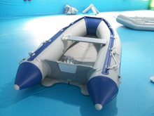 motor inflatable high speed fishing boat for sale