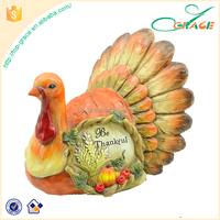 polyresin Inspiration items for Thanksgiving turkey