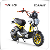 dongguan tailg hot sale luxury cheap lead-acid battery scooter electric moped motorcycle for adult