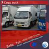 3-5 tons FORLAND van box, small van truck, dry cargo box truck van