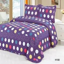 Elegant european design 300TC egyptian cotton single bed quilt cover