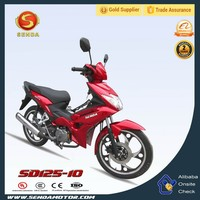 Chinese Brand 110CC Cub Motorcycle High Quality SD125-10